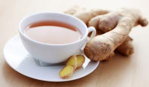 Ginger tea can relieve period cramps