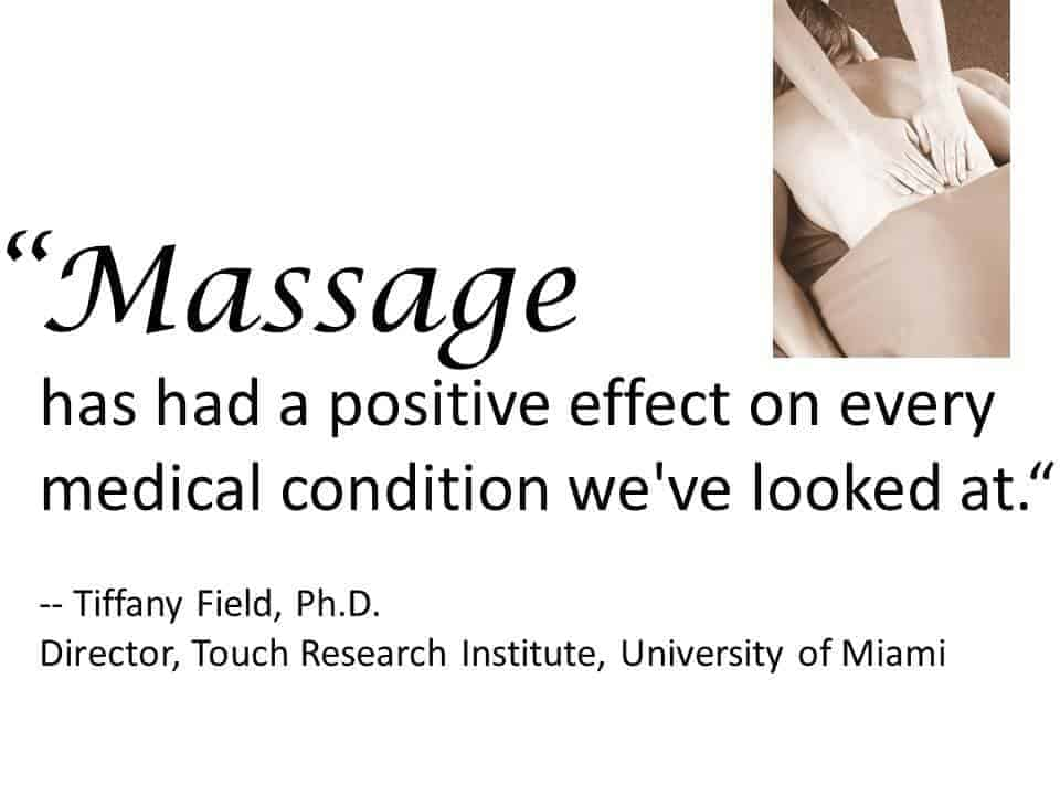 Massage Therapy we will write your essay