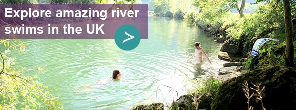 Wild swimming UK