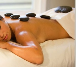 Hot Stone Therapy - the perfect winter warmer